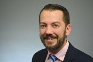 Hunger Free Oklahoma executive director chris bernard